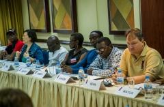 Class 1 Seminar 3 in Rwanda