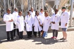 Class 1 Field Trip to Keroche Breweries, Kenya