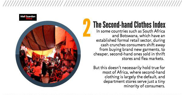 02. The Second-hand Clothes Index