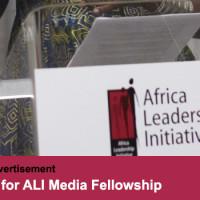Work for ALI Media Fellowship